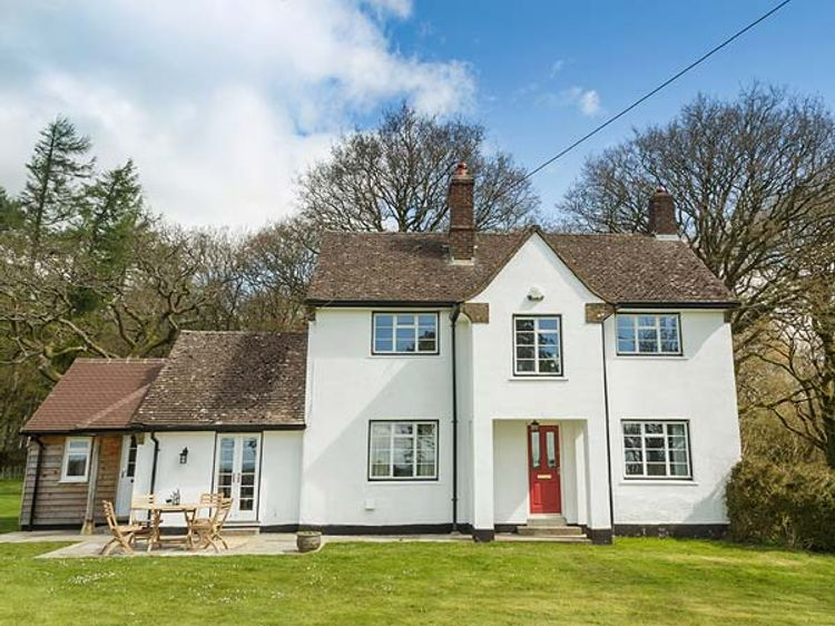 Chasewoods Farm Cottage | Ogbourne St George | Woodsend