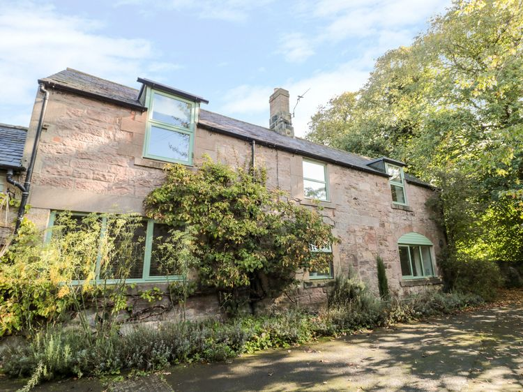 Vicarage Cottage Lucker Northumbria Self Catering
