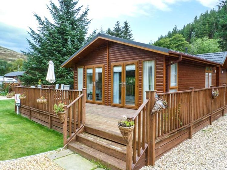 Awesome Ping Lodge Dollar Glendevon Self Catering Holiday Cottage Beutiful Home Inspiration Aditmahrainfo
