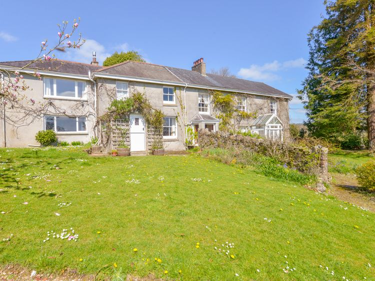Garfield House South Brent Aish Devon Self Catering Holiday Cottage