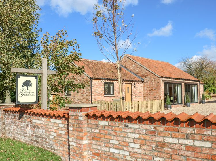 The Cottage At Grange Farm Barns Hemingby Lincolnshire